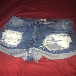 Boohoo Shorts
